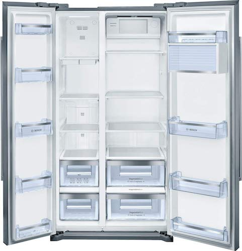 interior frigo bosch side by side