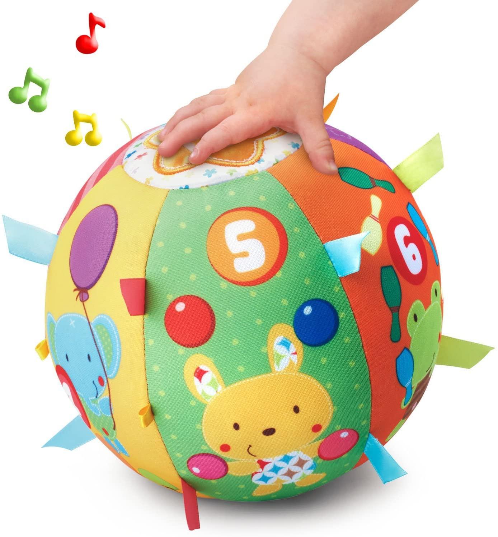 pelota musical