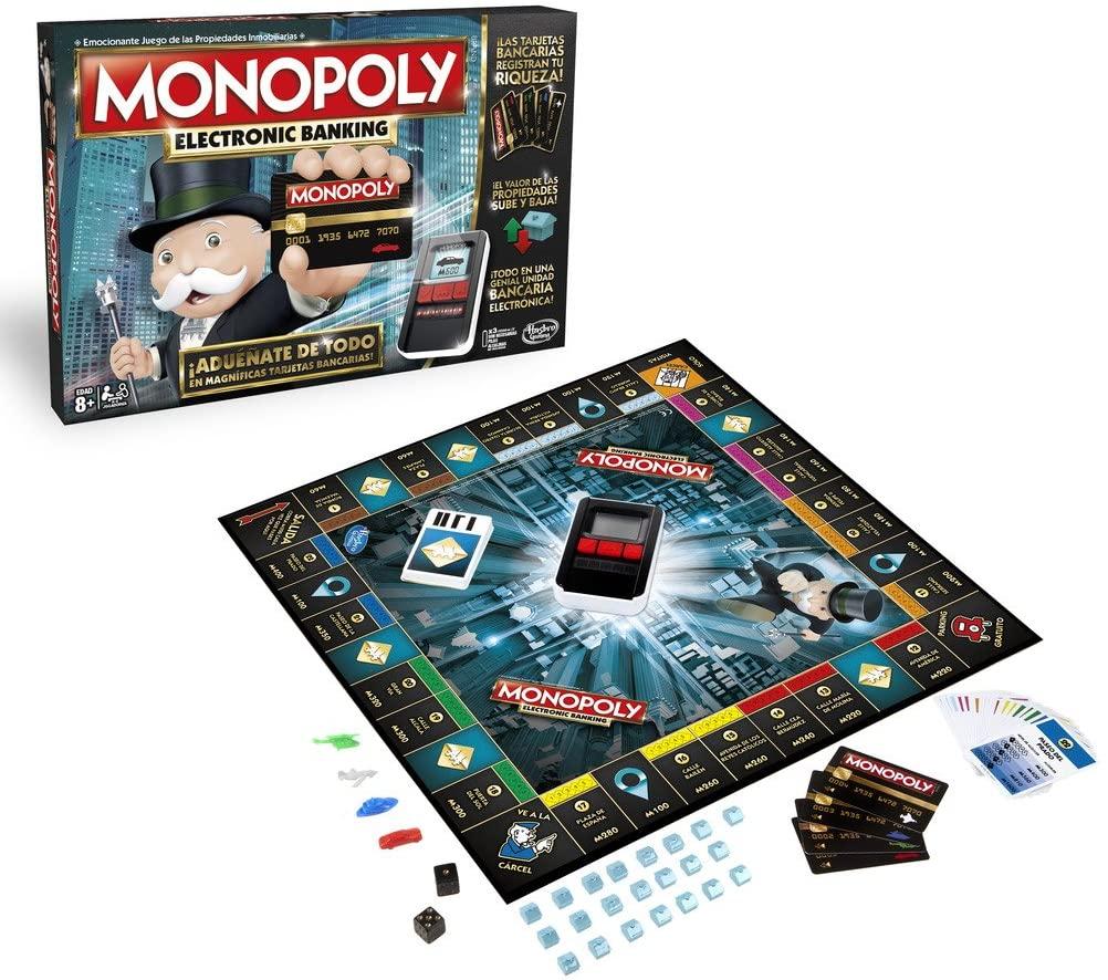 juego del monopoly sin dinero