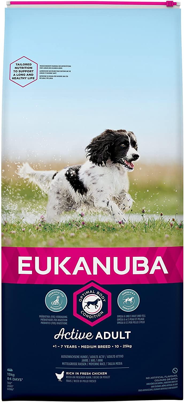 eukanuba perros