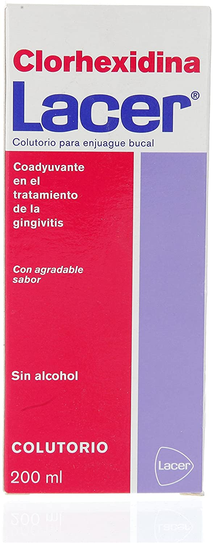 Lacer Clorhexidina
