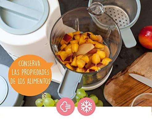 cocinar con babycook
