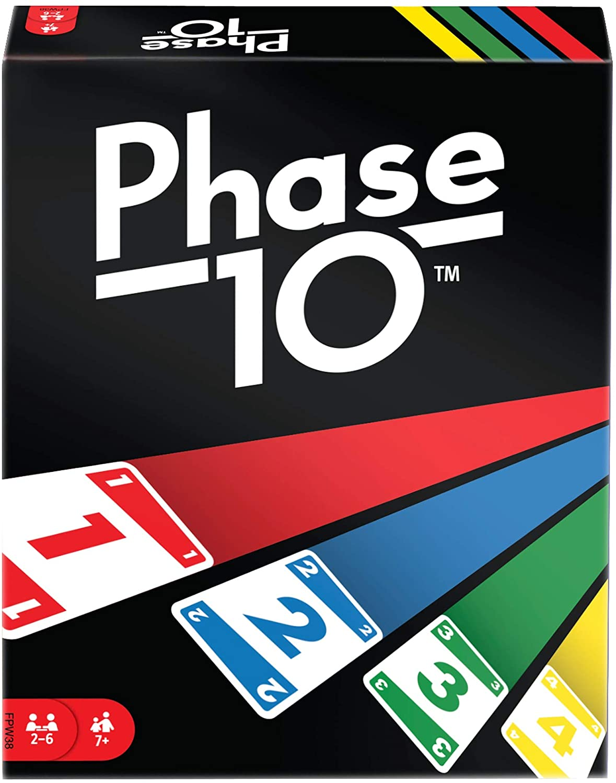 juego de cartas phase 10