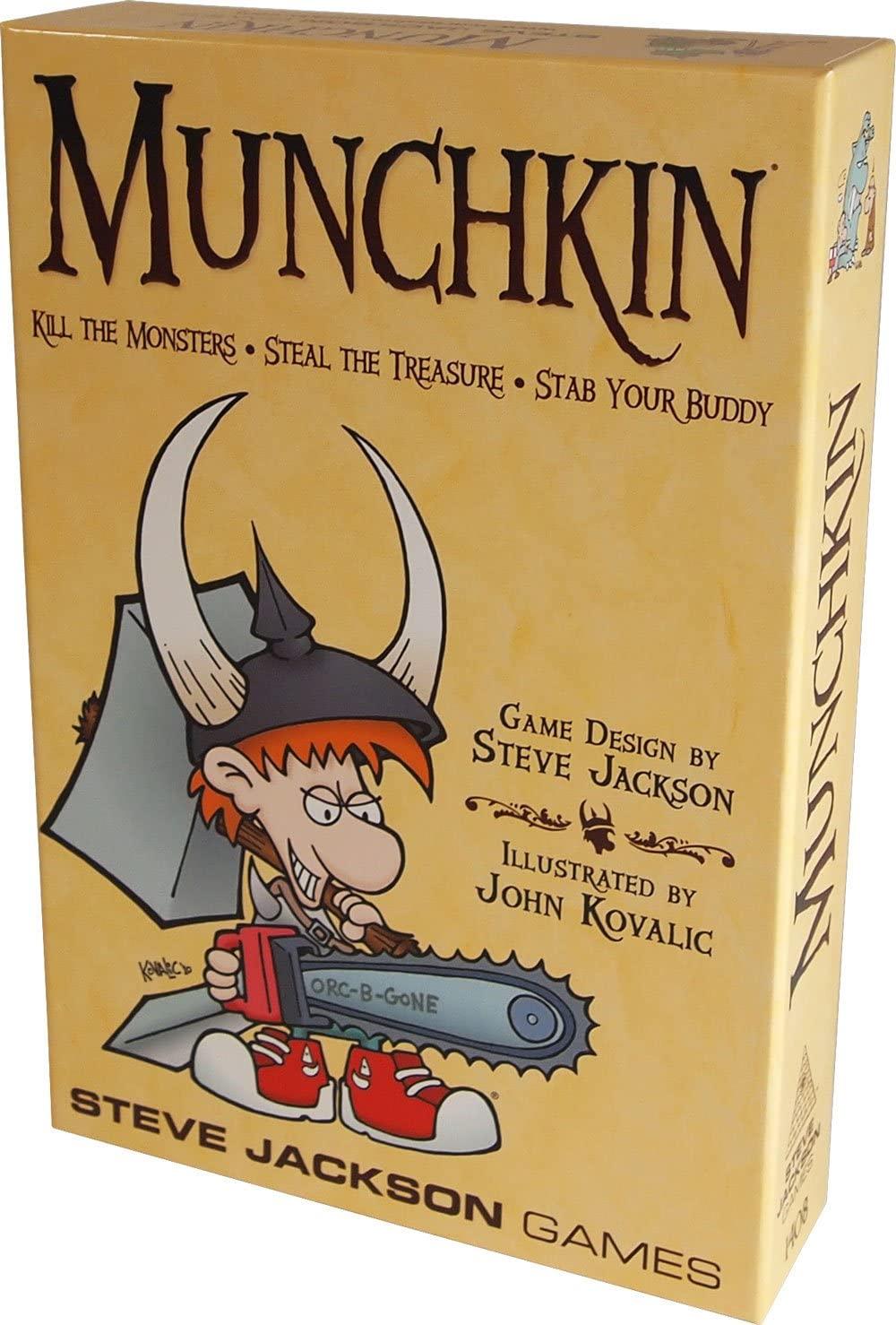juego munchkin